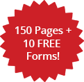 150 Pages + 10 FREE Forms!