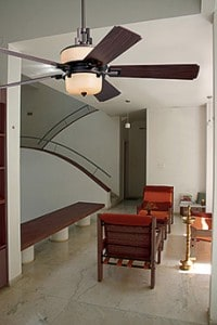 Photo courtesy of Emerson Ceiling Fans and American Lighting Association