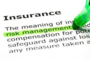 insurance highlighted risk management