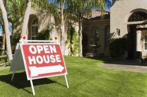 open house for rentals