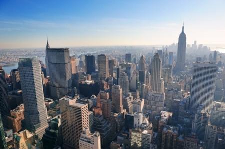 new york skyline nyc