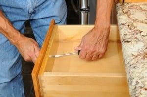 drawer cabinet remodel