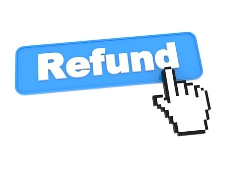 security deposit refund
