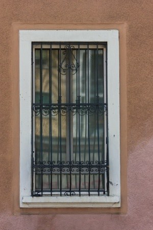 bars on window safety security crime