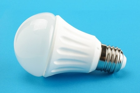 led lightbulb conserve energy