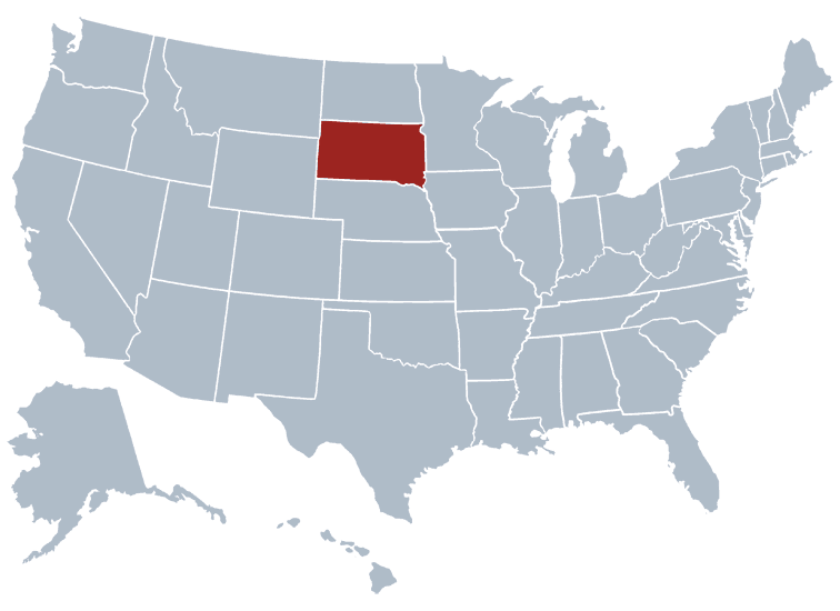South Dakota Tenant Screening Background Checks