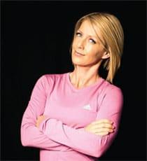 Coach JoAnna Burks