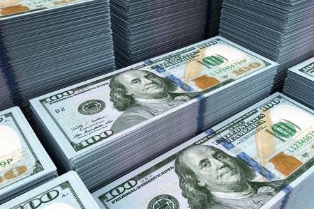 stacks of money cash