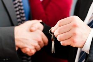 handshake keys buying merger partnership renting