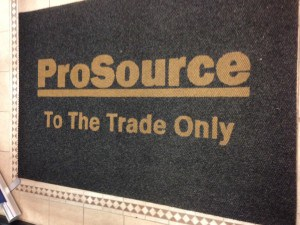 Prosource mat 2