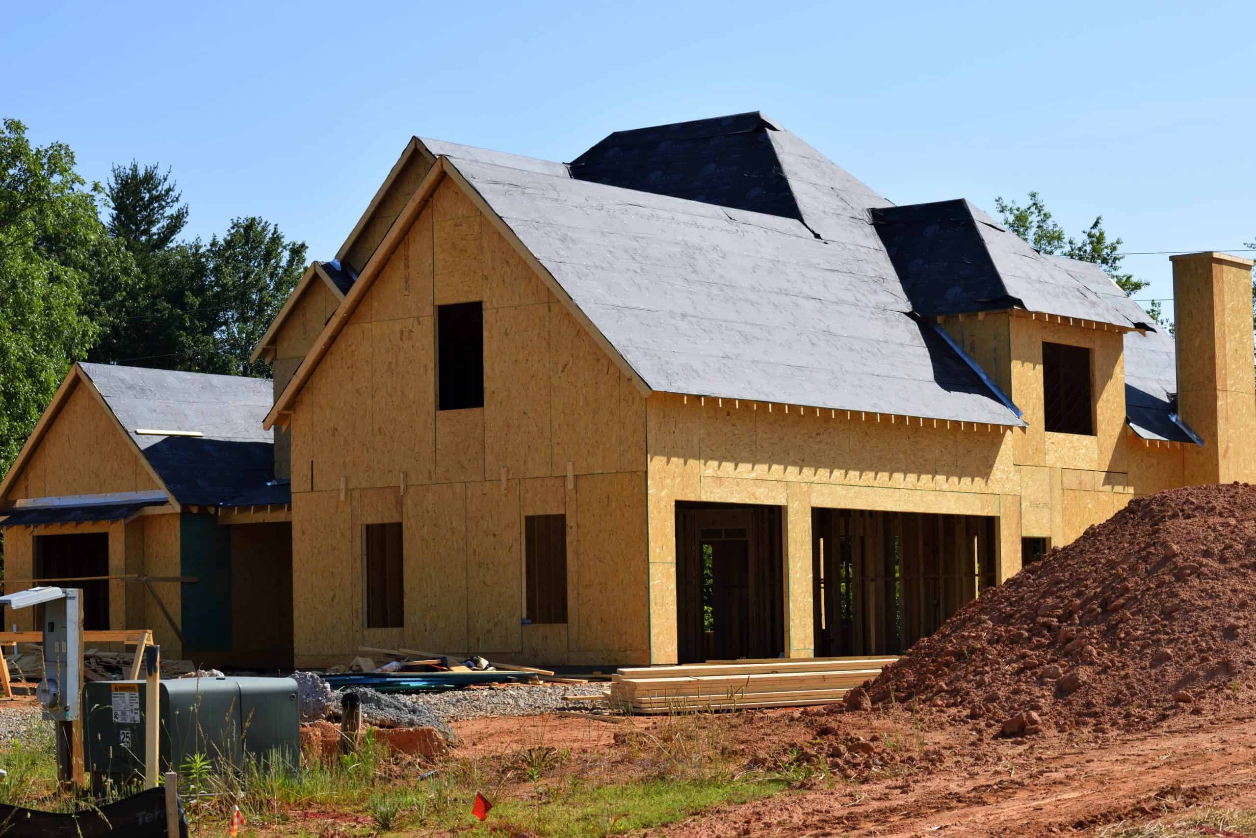 construction, house
