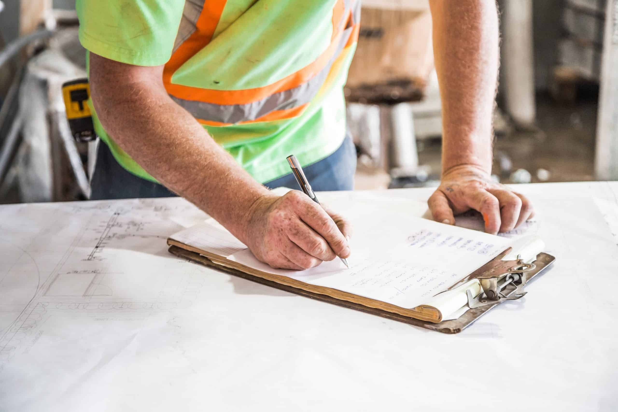 What Is A Construction Security Plan