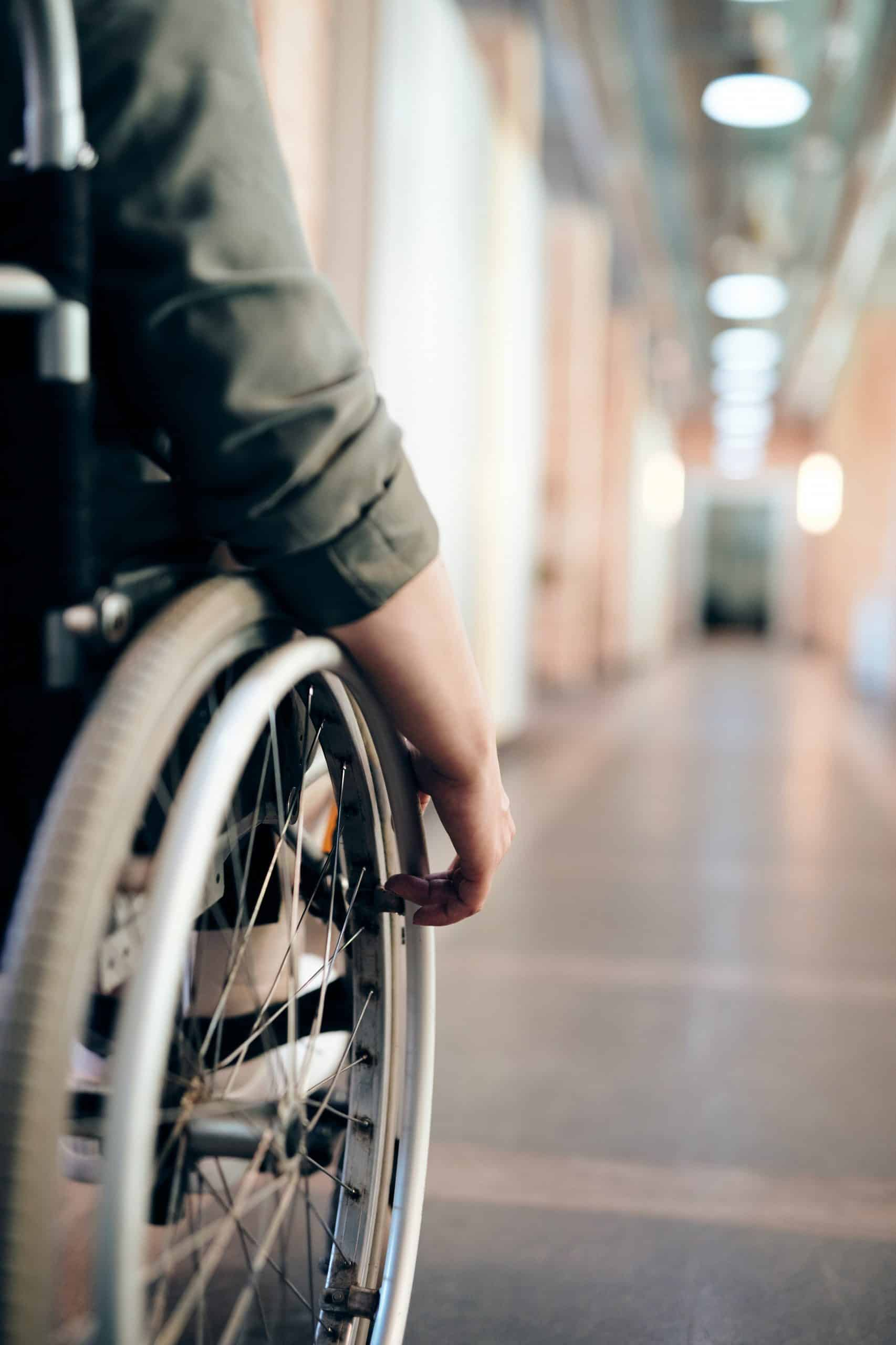 wheelchair, ada