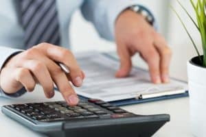 calculate rent to income ratio