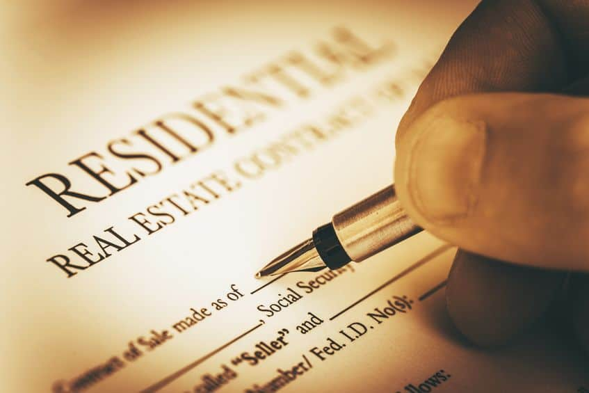 flipping real estate contracts
