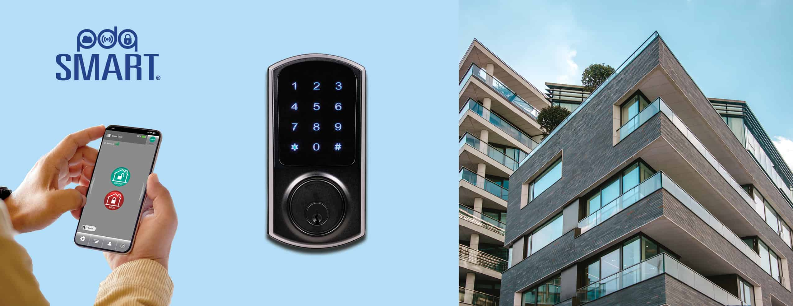 AAOA's Rental Housing Conference & Expo Exhibitor Feature – Meet pdqSMART Keyless Mobile-Enabled Locks