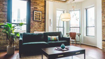 room, apartment