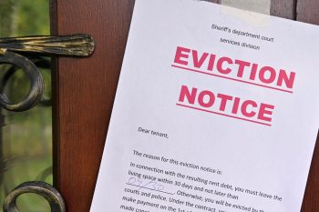 eviction, notice