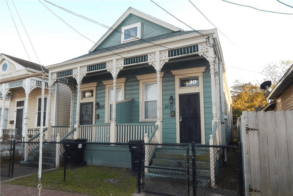 New Orleans Duplex for Sale