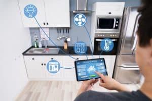 smart home, technology