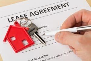 can a landlord break a lease