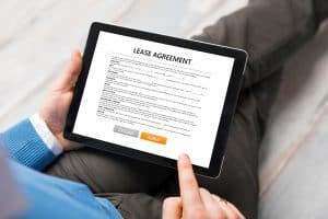 How Online Leases Can Save You Time