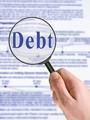 Debt photo
