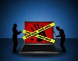 Internet crime scene